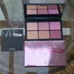 Nars narcissist unfiltered II check palette